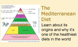 The Mediterranean Diet - One of the healthiest in the world